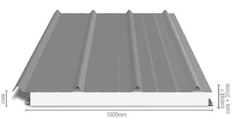 Spacemaker Structural Insulated Roof Panels Versiclad