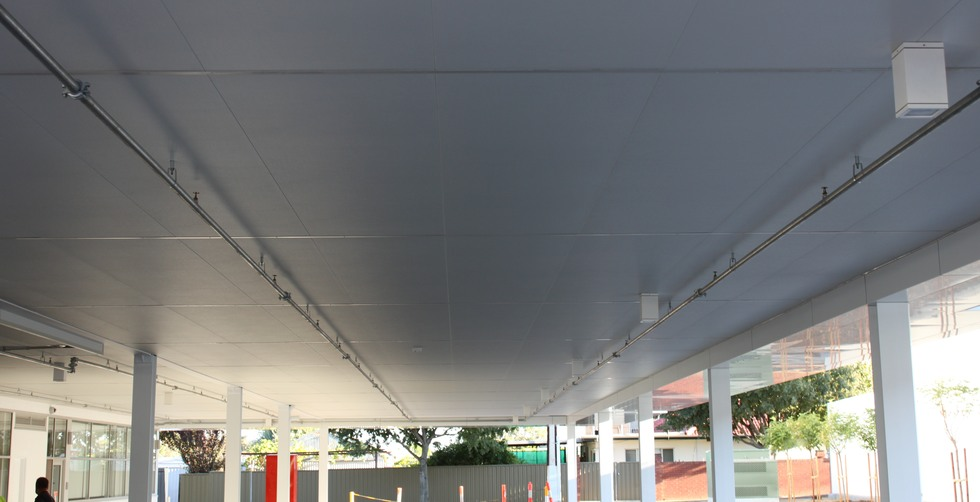 Ceilink Commercial Insulated Ceiling Panels Versiclad