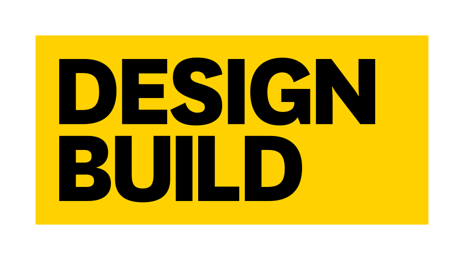 Design Build Brandmark NoOutline Yellow RGB