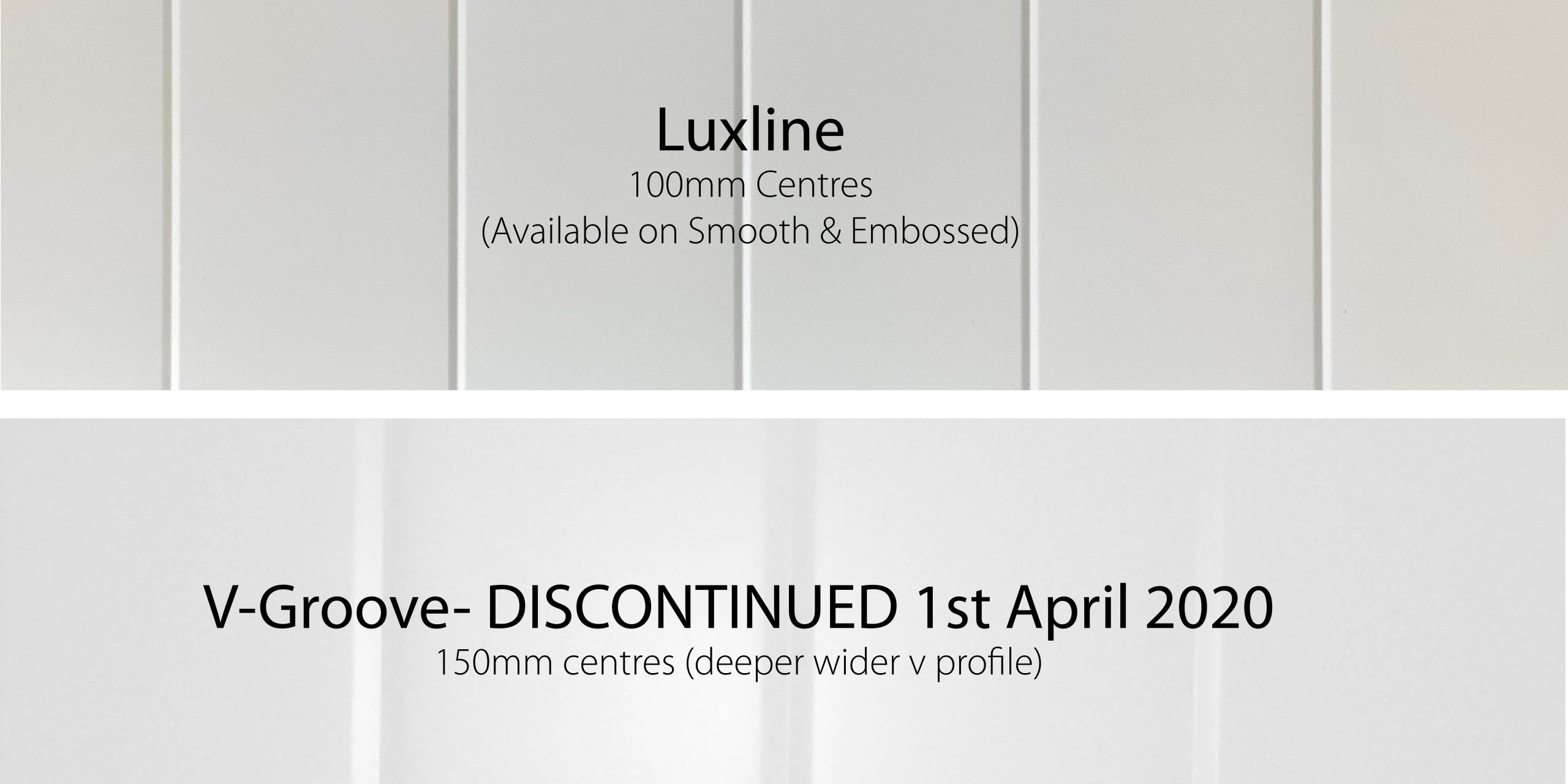 Panelink Luxline Finish